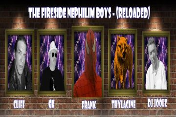 TMR 162 : The Fireside Nephilim Boys Reloaded - Happy New Year !