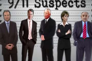 9/11 Suspects (Corbett Report)