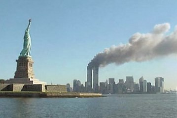 Fifteen Years on from 9/11 (John Booth - Lobster Magazine)