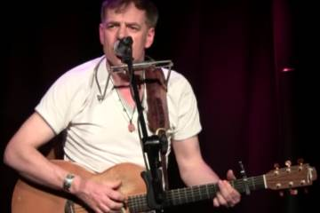 "Martyn Joseph : ""Not a Good Time for God"" (Video)"