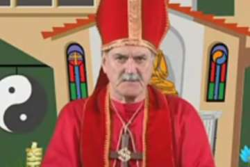 Sermon by the Right Reverend Dr. John Cleese